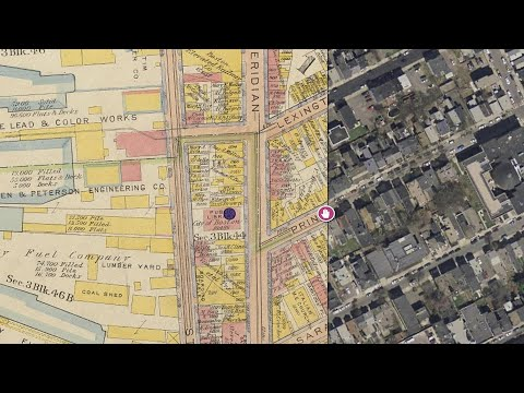East Boston By Map