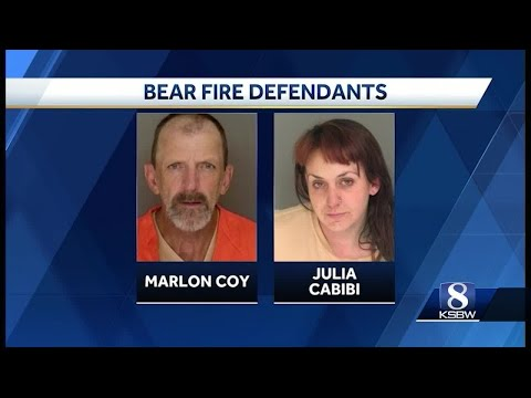 Motive behind Bear Fire arson revealed