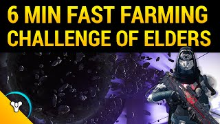 Destiny Taken King: Challenge of Elders Farming