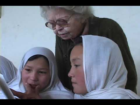 Afghanistan Centre at Kabul University: Building a school library