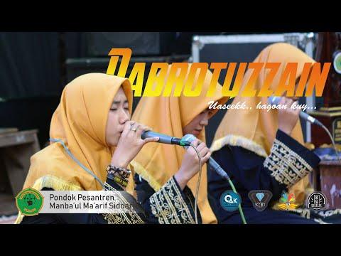 Nabrotuzzein - Terbaik 2 - Fesban PP Manbaul Maarif Sidoarjo 2019 (With Lyric)