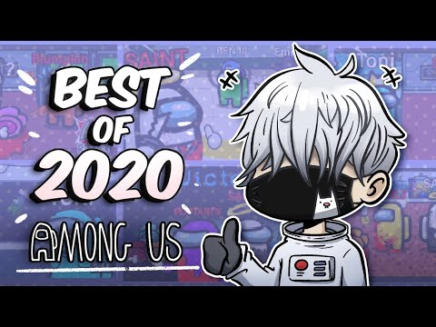 SAINTXOS'S BEST OF 2020 (Among us)- The highest (and lowest) IQ plays of the year!!