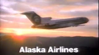 1987 Alaska Airlines Commercial