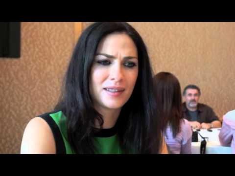 Joanne Kelly Talks WAREHOUSE 13 at San Diego Comic Con 2013
