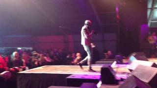 Popcaan - The System (Live feat. the Dub Akom Band) | Afro Latino Festival 2013
