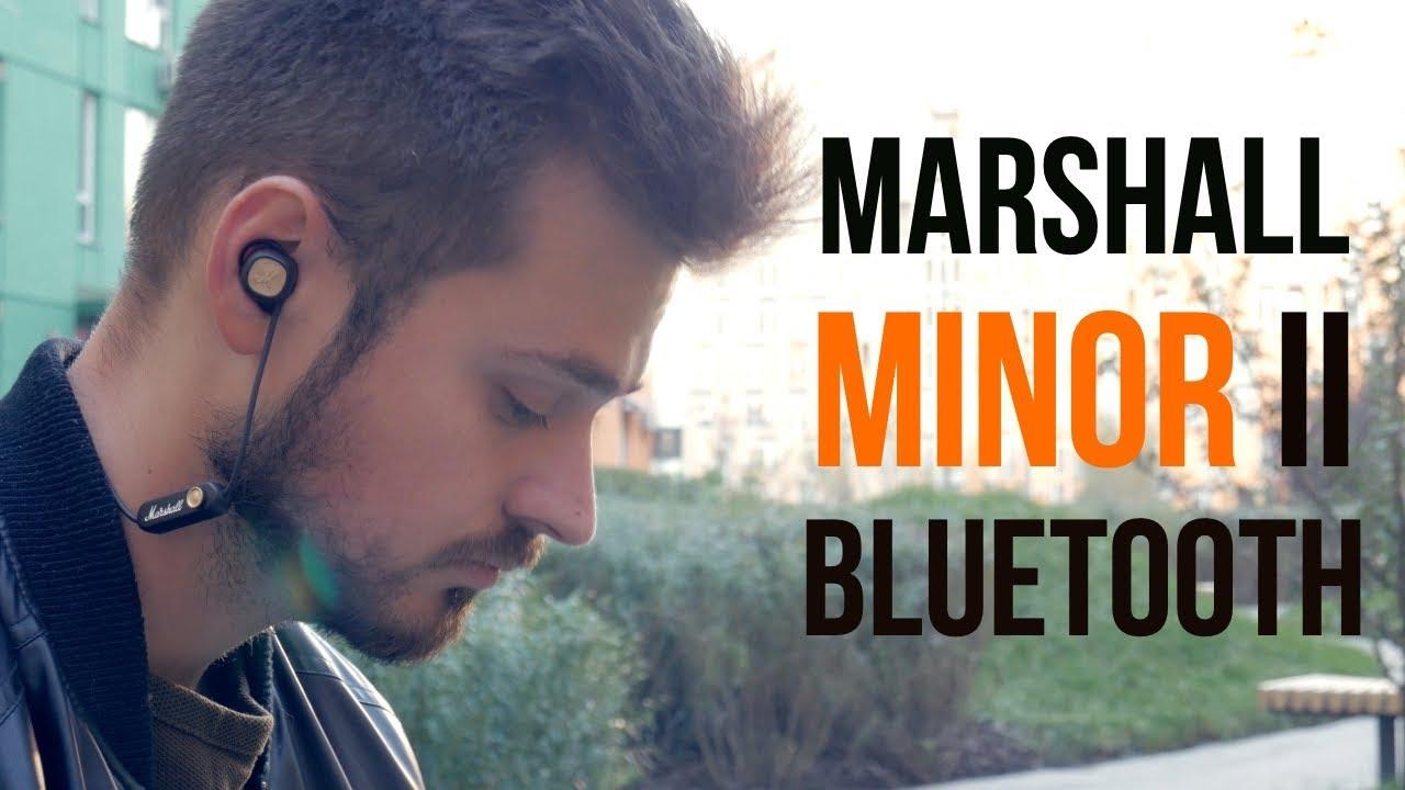 Marshall Minor II Bluetooth (ENG SUB) dbeac801e7a7a