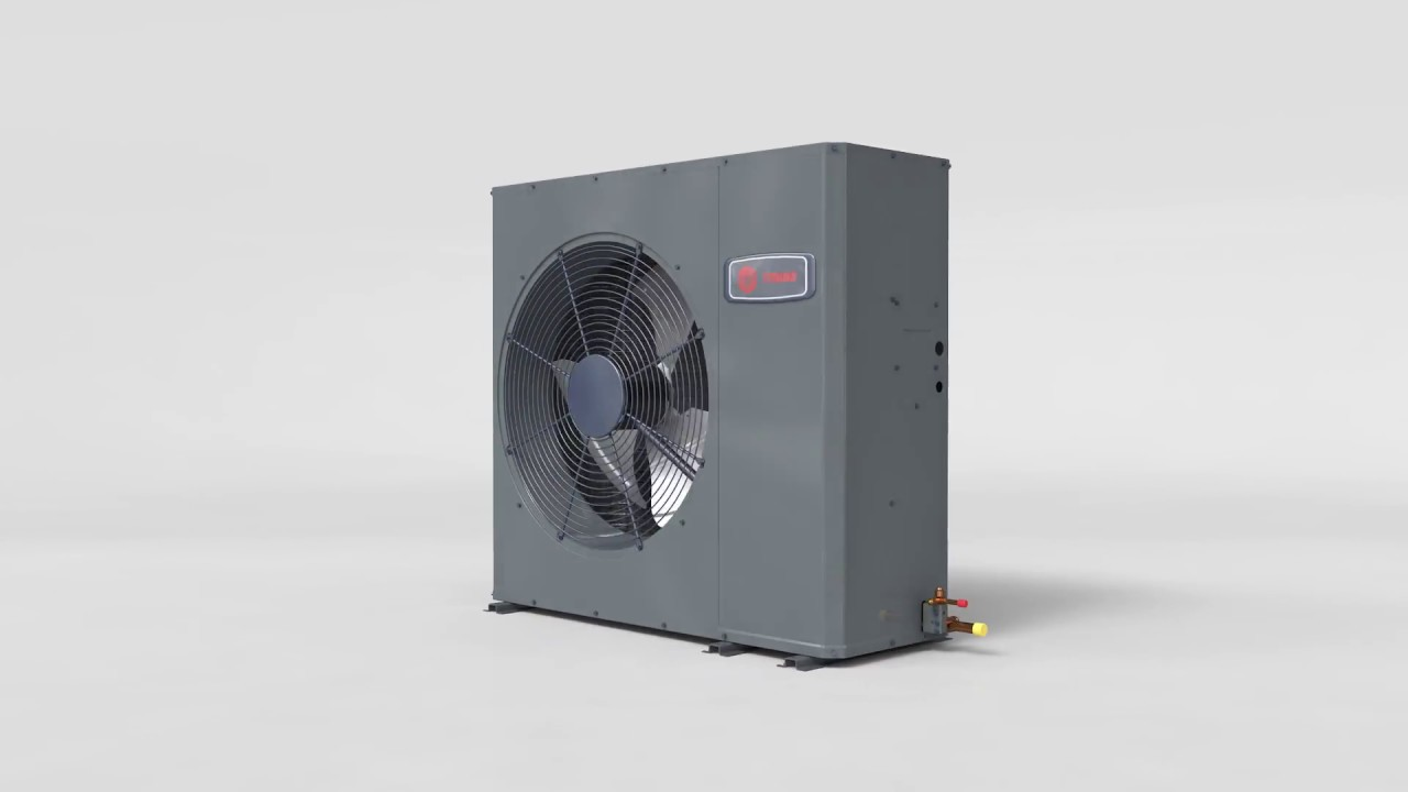 Introducing The New Trane Xr16 Low Profile Air Conditioner