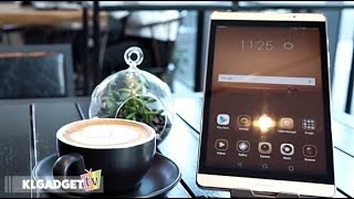 Huawei MediaPad M2 8.0 Review: The most beautiful sound on a tablet