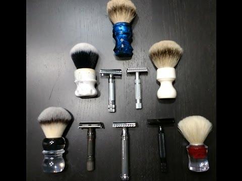 My Top Shaving Hardware of 2016