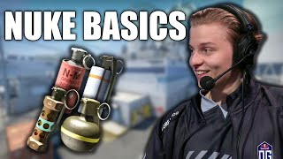 Aleksib De_Nuke Basic Tips & Tricks