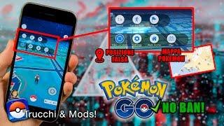 trucchi pokemon go no ban posizione falsa e mappa dei pokemon no pc mac