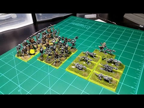 My FIRST Painted Miniatures!