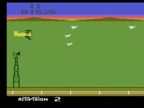 Barnstorming Atari 2600 Review - YouTube