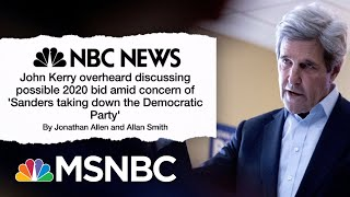 The 2020 Presidential Election Gets Underway With Tonight's Iowa Caucuses   Deadline   MSNBC