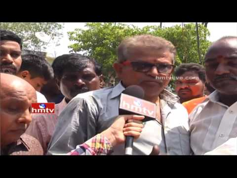 People Facing Transport Problems after Close of AOC Center Road | Hyderabad | HMTV