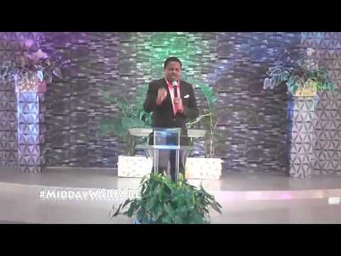 Midday Prophetic Prayer Warfare
