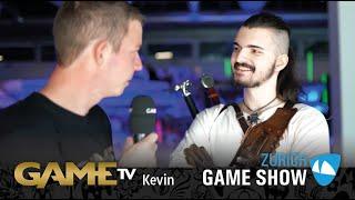 Game TV Schweiz - Interview mit Kevin Münger (Zürich Game Show)