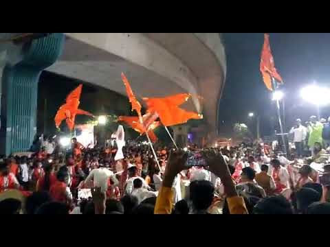 Shivjayanti Sambhaji Nagar Latur 2020,samana Dhol Pathak Latur, Shivaji Maharaj Jayanti Latur 2020