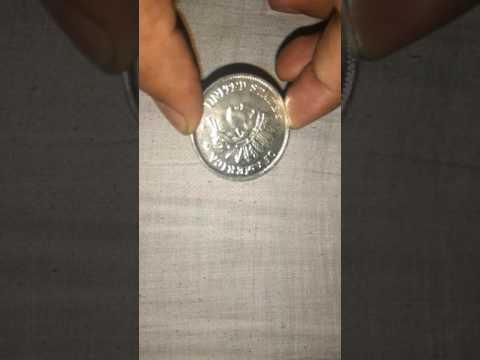 USA 1851 Silver 1 Dollar Coin