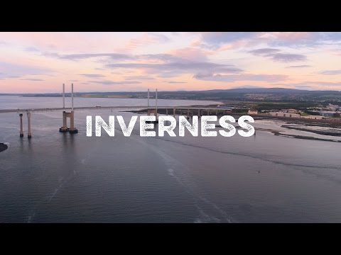 City Snapshot:  Inverness in Summer