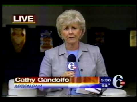 MoPix Story on Channel 6 Action News AMC Neshaminy 24 (2004) - Cathy Gandolfo Reporting