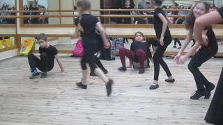 Ритмика в театральной школе