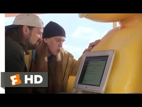 Jay and Silent Bob Strike Back (4/12) Movie CLIP - Mooby Internet Retort (2001) HD