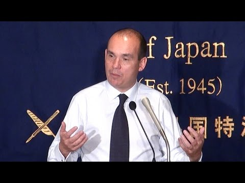Michael Woodford on Power and the Media in Japan
