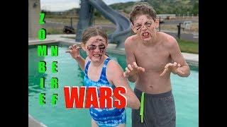 Nerf Zombie Wars