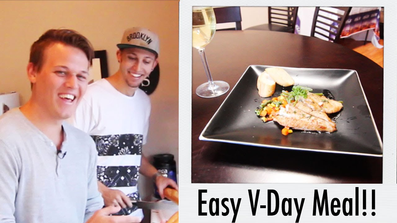 Sexy Date Night Cooking Tutorial How To Make A Quick Romantic Meal In Under 15 Minutes Youtube