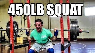 450lb Squat - Maxx Chewning