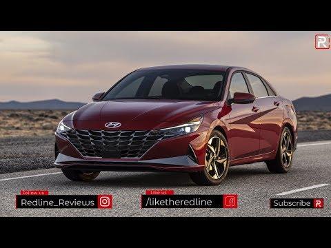 2021 Hyundai Elantra – Redline: First Look – *Travel Updates*