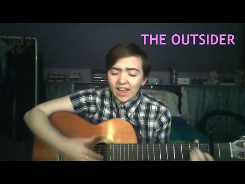 The Outsider    Marina and the Diamonds Cover