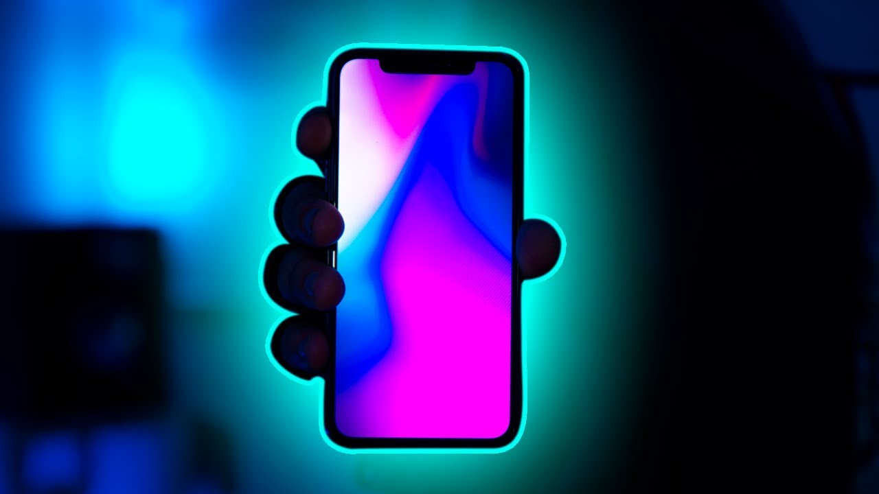 Best iPhone X Wallpapers! - YouTube