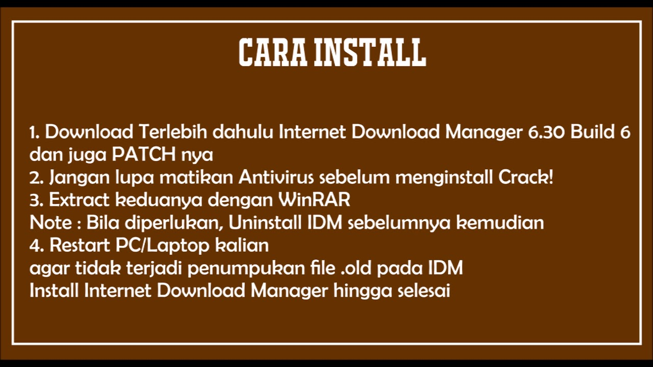 free download idm with crack rar file