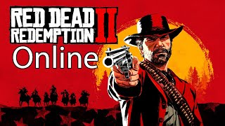Red Dead Redemption 2 Online Xbox One X Gameplay Review Beta