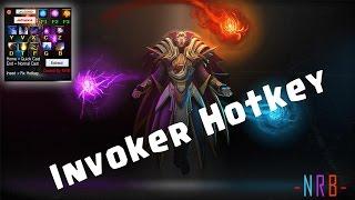 ~Dota 2 Reborn Invoker Hotkey~