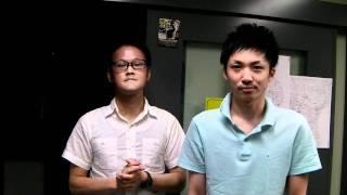 ネクストブレイク芸人を探せ! アインシュタイン VS Dハツラツ.