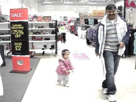 shrijani dance in matalan shop halifax