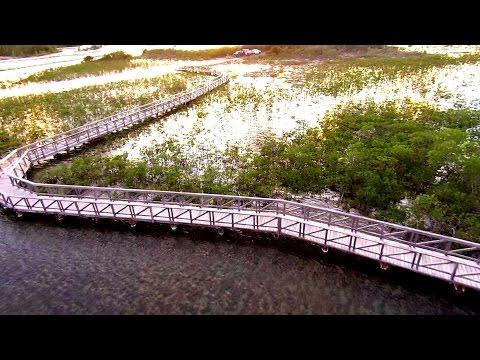 Bonefish Pond Nassau Bahamas..