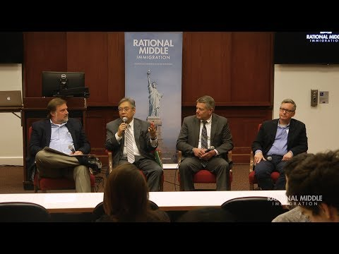 University of Houston Law Center Panel Discusses Rational Middle: Immigration