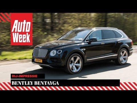 Bentley Bentayga - English subtitled - AutoWeek review
