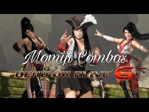 Dead Or Alive 6 | Momiji Combos