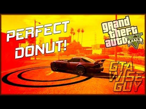 GTA 5 Online | Perfect Doughnut Tutorial
