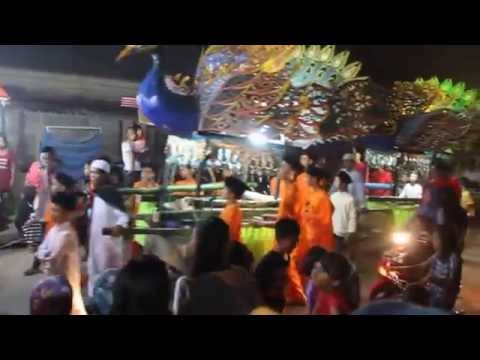 Pawai Takbiran malam Idul Adha 1436 H di kota Kuala Tungkal (10 of 10)