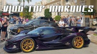 TOP MARQUES JOUR 2 ! Des Bugatti des grosses accélération !