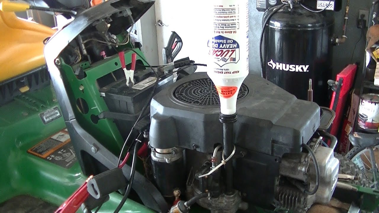 Lucas Oil Stabilizer Knocking Engine Experiment Youtube