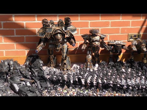 GIGANTIC SPACE MARINE ARMY! - 2017 UPDATE