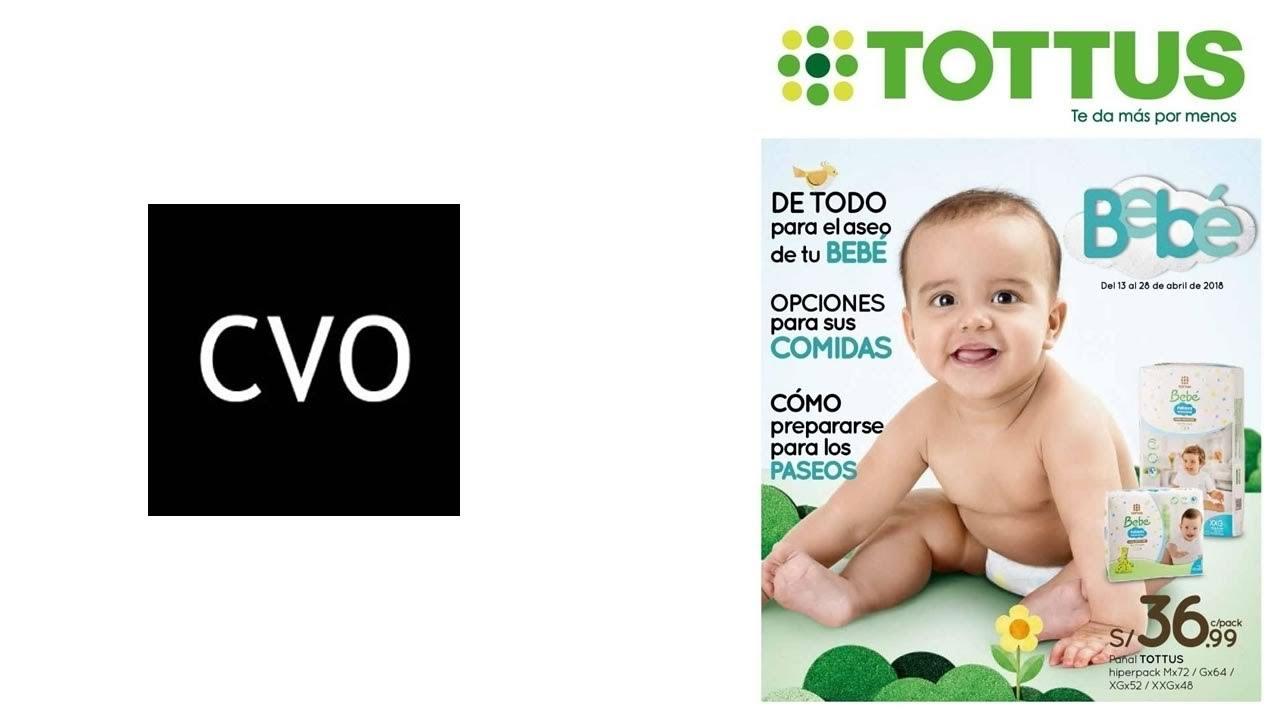15d498e7a TOTTUS Catálogo Especial BEBÉ Abril 2018 Perú - YouTube