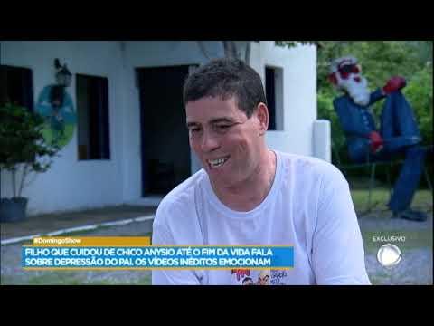 Filho adotivo de Chico Anysio fala sobre o testamento deixado pelo pai